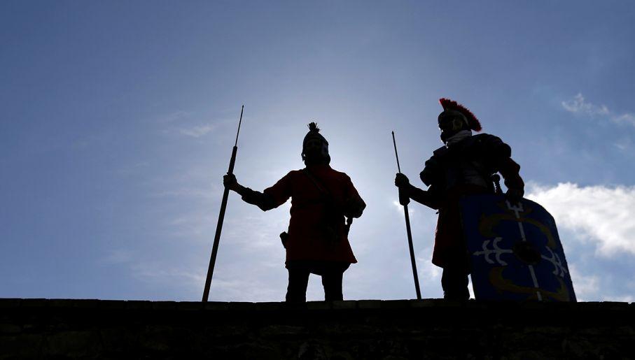 Rzymscy legioniści na terenie Polski?