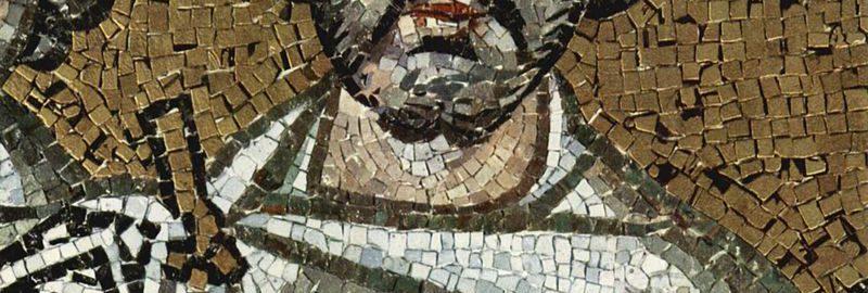 Belizariusz na mozaice