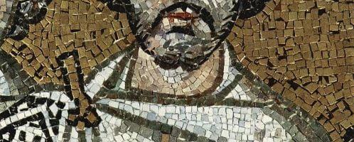 Mozaika ukazująca Belizariusza