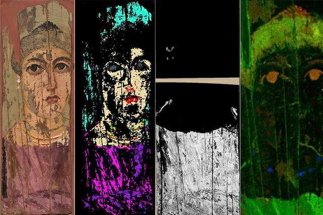 Technologie XXI-wieku rzucają nowe światło na egipskie malowidło