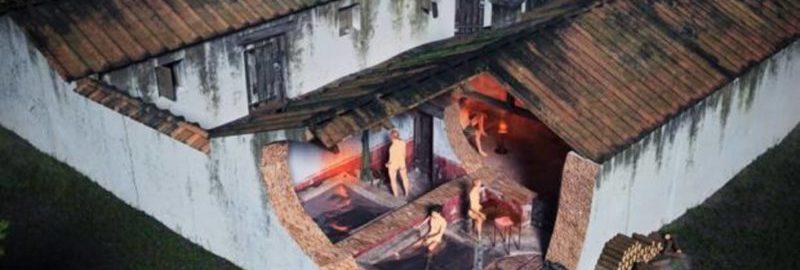 """The Roman """"sanatorium"""" in Collado Mediano"""