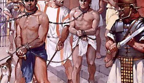 Skuci niewolnicy