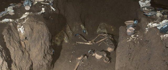 """Pod Rzymem natrafiono na """"grobowiec atletów"""""""