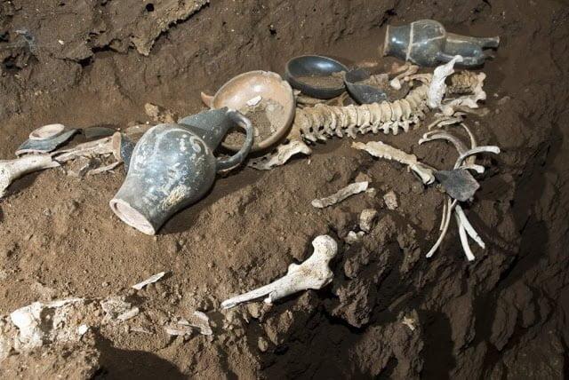 Komora grobowa pod Rzymem