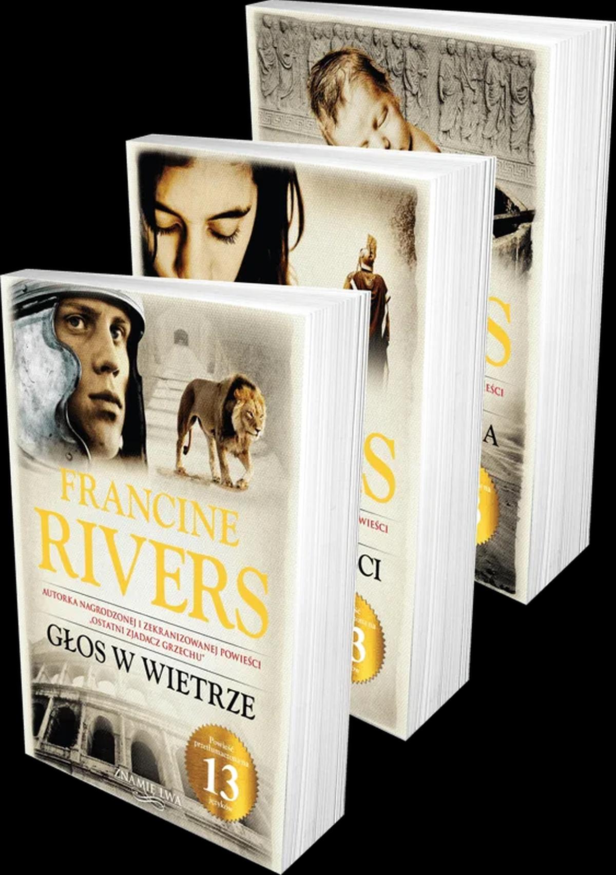 Znamię Lwa Trylogia - Francine Rivers
