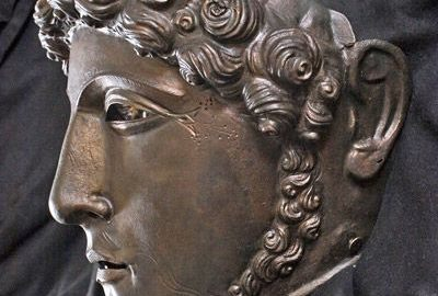 Rzymska maska paradna