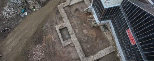 The sensational discovery of a Roman library in Germany