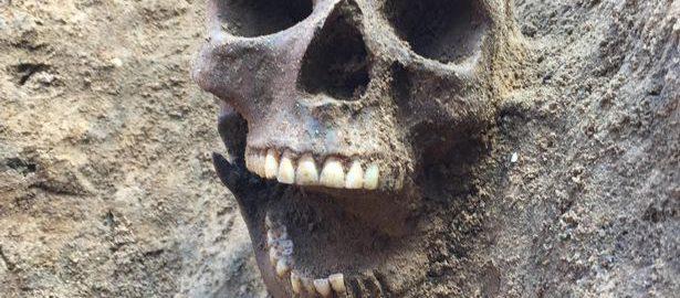 Archeolodzy natrafili na 3 szkielety z czasów rzymskich w Lincoln
