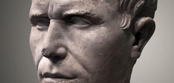 Roman head in good condition