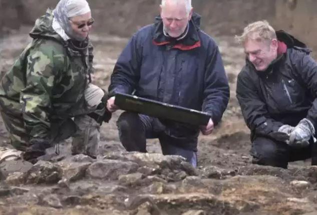 Czaszka z czasów rzymskich została skradziona z wykopalisk