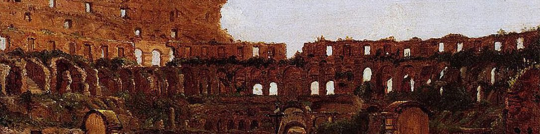 Thomas Cole, Interior of the Colosseum