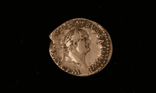 Odkryte rzymskie monety w Yorkshire dowiodły istnienia ośrodka