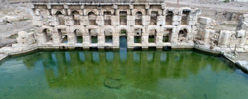The ancient Roman baths in Turkey will be opened to tourists