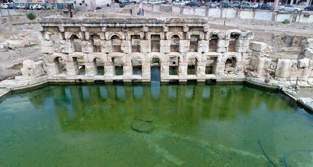 Antyczne termy rzymskie w Turcji zostaną otwarte dla turystów