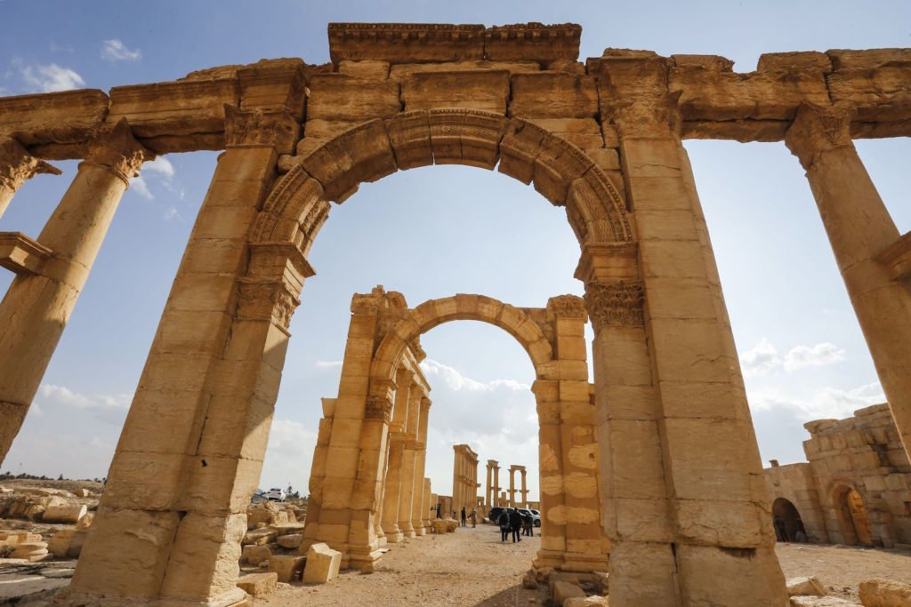 Ancient Palmyra will be opened to tourists in 2019