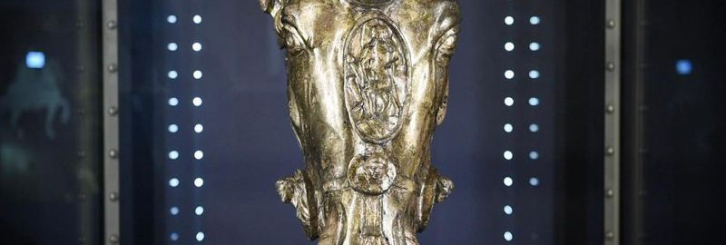 Odrestaurowany łeb konia z Germanii dowodzi, że Rzymianie żyli w korzystnych relacjach z Germanami do bitwy w lesie Teutoburskim