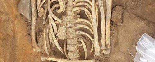 W północnej Anglii natrafiono na dużą liczbę szczątków ludzkich z czasów rzymskich