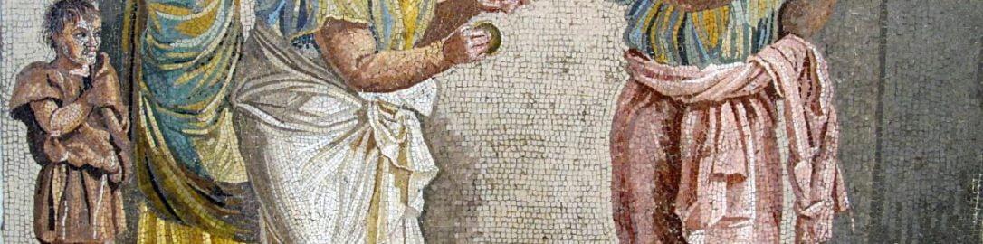 Three Roman Musicians