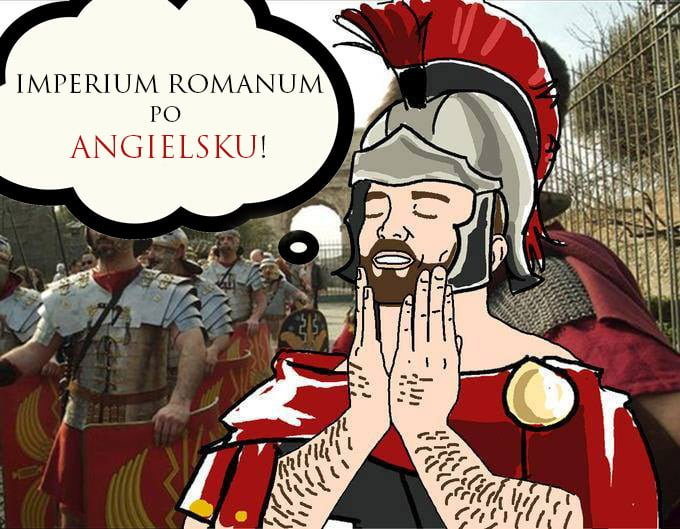 Help translate IMPERIUM ROMANUM into English