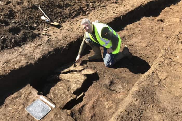 W Anglii natrafiono na pozostałości po rzymskiej willi