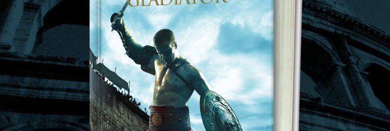 "Książka ""Gladiator. Spartakus"""