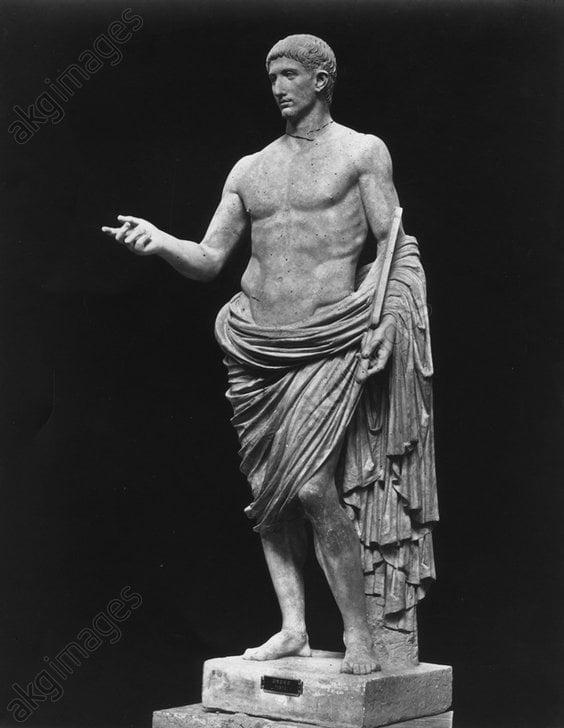 Popiersie Marka Klaudiusza Marcellusa