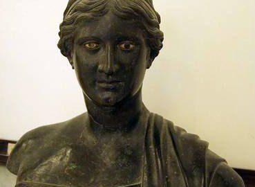 Rzymska rzeźba Safony