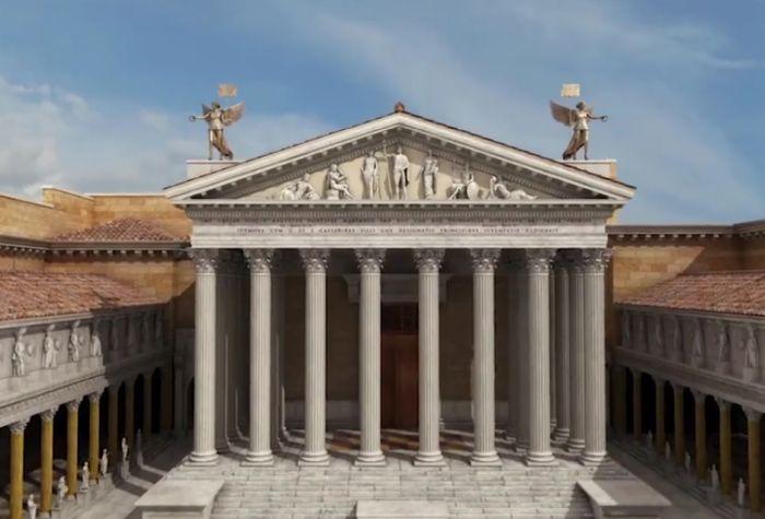Forum Augusta