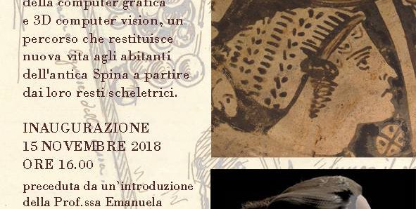 """Inhabitants of Spina from 2000 years ago will be """"brought back to  life"""""""