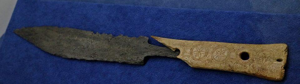 Rzymski nóż z Sirmium
