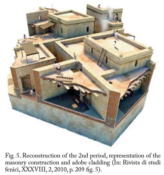 Rekonstrukcja domu fenickiego