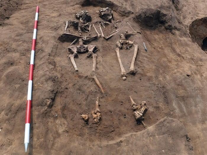 W Lincolnshire natrafiono na szkielety z czasów rzymskich