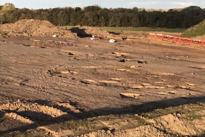Odkryto rzymski ośrodek w północnej Anglii