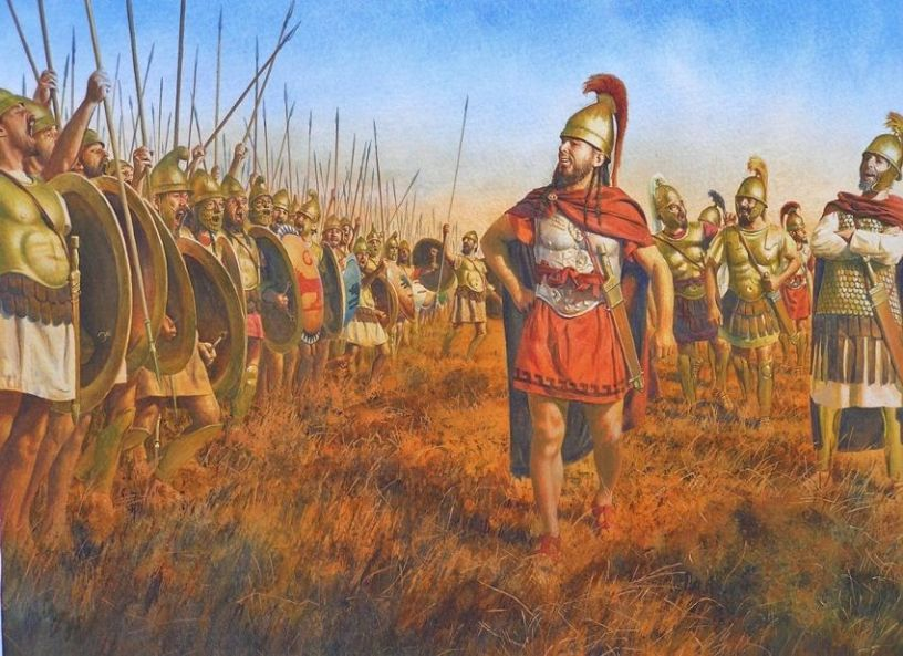 Bitwa pod Baeculą