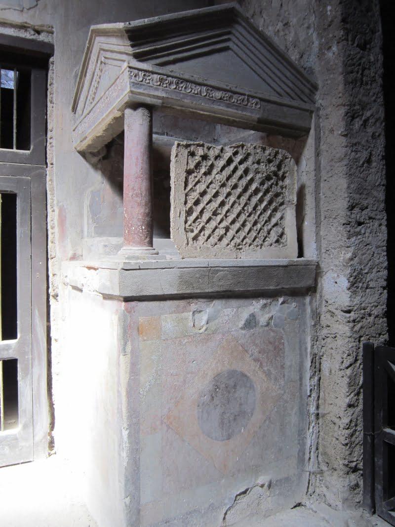 Lararium z Pompejów