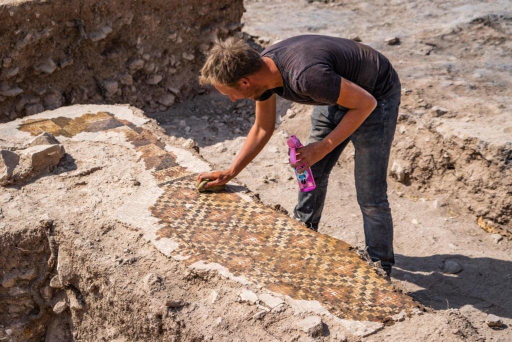 Archeolodzy odkryli rzymskie łaźnie w Turcji