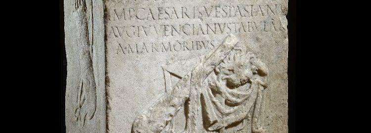 Roman altar of Hercules
