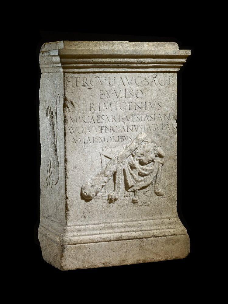 Rzymski ołtarz Herkulesa