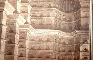 Reconstruction of Columbarium Livia