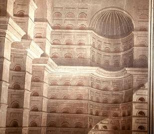 Rekonstrukcja Columbarium Liwii