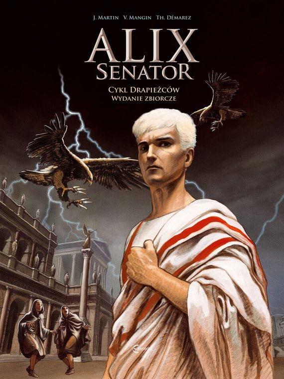 Alix Senator - Wydanie Zbiorcze tom 1 - Cykl Drapieżców