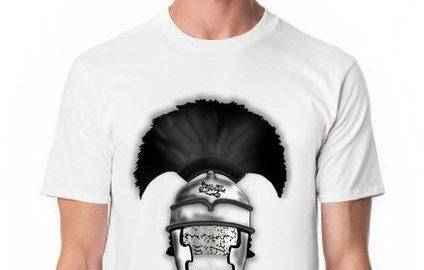 Prawdziwie rzymska koszulka. Zachęcam do kupowania!