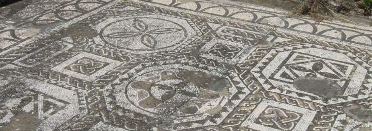 W Anglii odkryto wielką rzymską willę