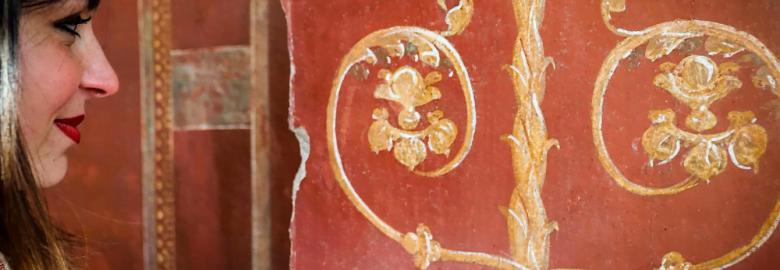 Odrestaurowano rzymską szkołę gladiatorów w Pompejach
