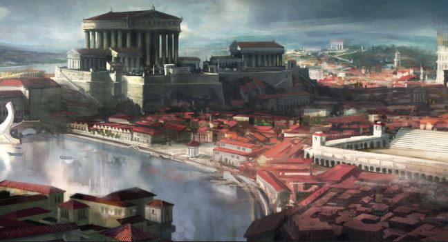 Assassin's Creed: Legion - new part in Roman times?