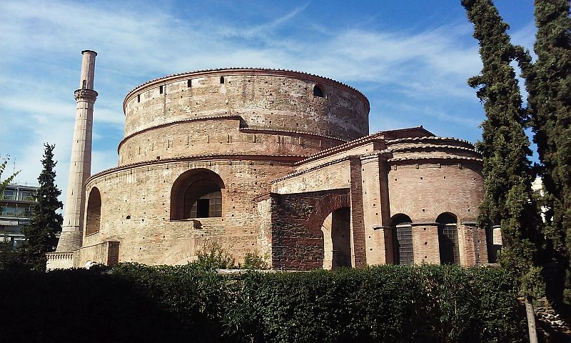 Rotunda w Salonikach