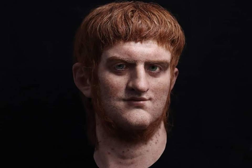 Wiarygodna rekonstrukcja wyglądu Nerona
