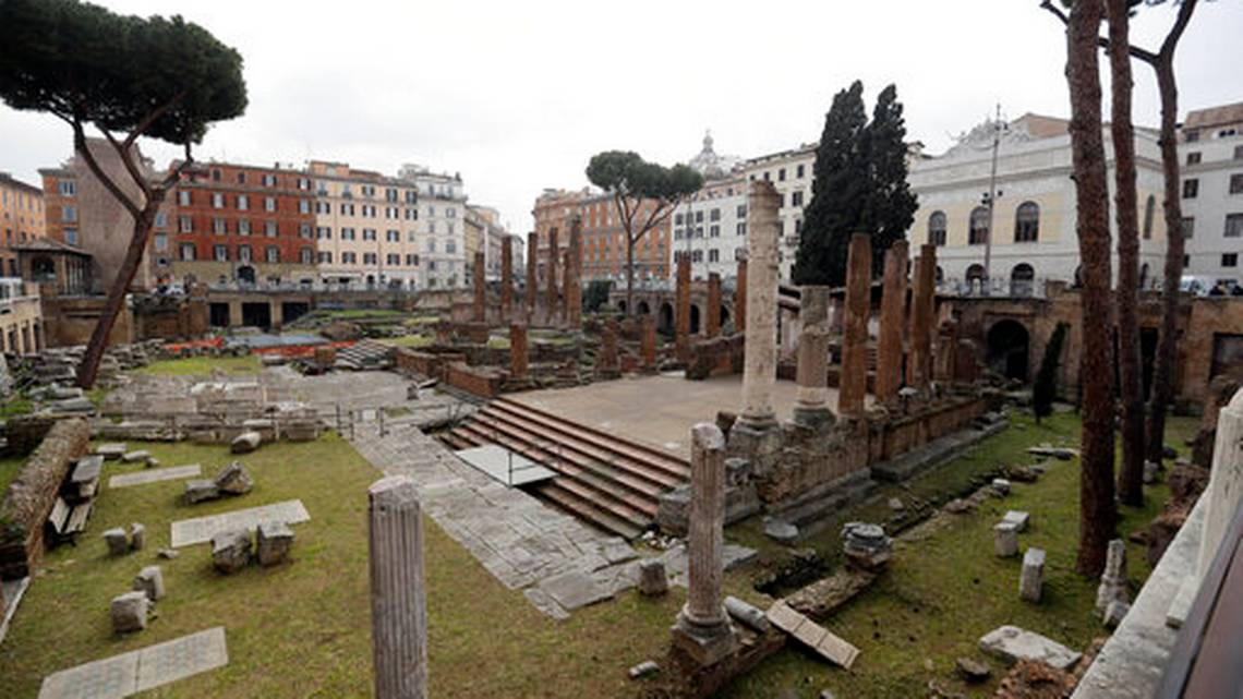 Place of Caesar's death will be open to tourists