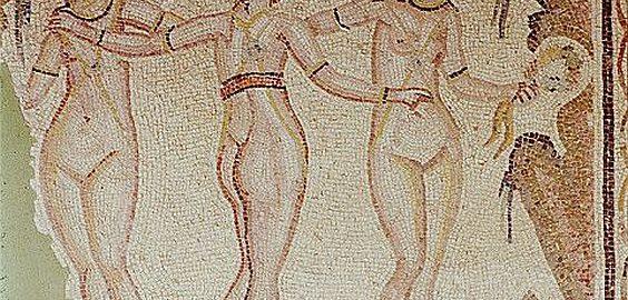 Three Naked Graces