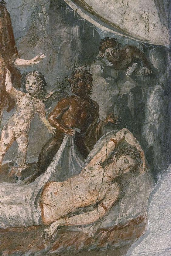 Bachus znajdujący Ariadne